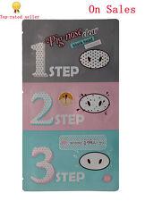 New Holika Holika Pig Nose Clear Black Head 3 Step Kits