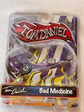 Tom Daniel Bad Medicine Car 1:43 Die Cast Metal Scale Replica MIB!