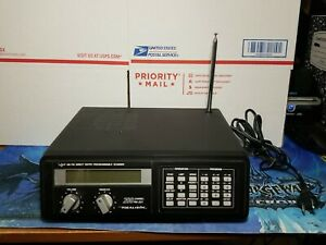 Vtg Realistic Pro-2021 200 Channel Scanner AM/FM Monitor Receiver VHF/UHF/Air/