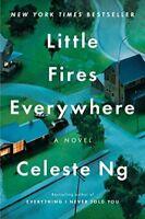 LITTLE FIRES EVERYWHERE: Novel by Celeste Ng (0735224293)