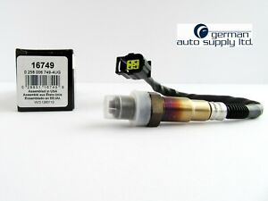 Mercedes-Benz Oxygen Sensor - BOSCH - 0258006749, 16749 - NEW OEM MB