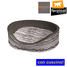 CUCCIA PER CANI FERPLAST DANDY 45 C GRIGIO IN TESSUTO SOTTOCOSTO 45x35x13 cm