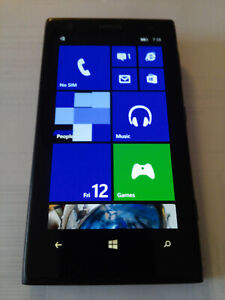 "💥Nokia Lumia 1020 32GB Unlocked GSM Phone 41MP Camera 4.5"" Black Windows 8"
