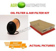 Diesel service kit huile filtre à air pour nissan x-trail 2.0 173 bhp 2007 -