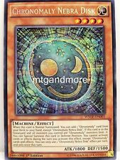 Yu-gi-oh - 1x Chronomaly Nebra Disk-wsup-world stars-secret rare