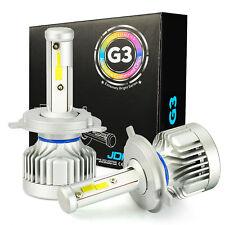JDM ASTAR G3 8000LM 72W H4/9003/HB2 Car LED Headlight High Low Beam Lamp White