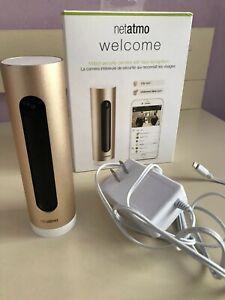 Netatmo Security Smart Home Camera