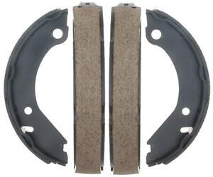 Parking Brake Shoe-Element3; Organic Rear Raybestos 819PG
