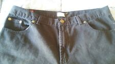 Ladies Girls Arizona Authentic Black Jeans Sz 18 1/2 Plus Flare Leg