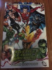 Justice League Of America Team History JLA TPB 2010 Collects #38-43