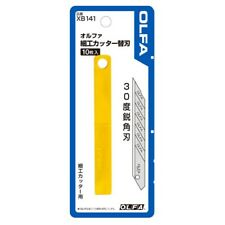 OLFA Replacement Art Cutter Knife Blade XB141 30Degree Blade 9mm S-type F/S