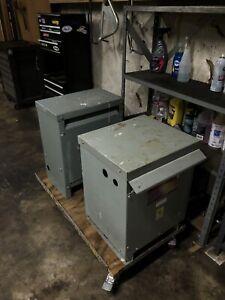 Hevi-duty electric Dry Type transformer