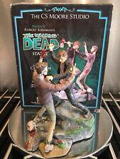 The Walking Dead Rick Grimes estatua el CS Moore Studio Comic Edicion Limitada