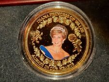 """""""The Princess Diana Legacy"""" Proof coin"""