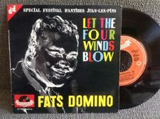 French EP FATS DOMINO- Festival d' Antibes - Let The Four Winds Blow 27732