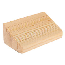 Porta carte da gioco in legno / supporto / rack / base 4 slot, finitura