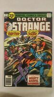 MARVEL COMICS! DOCTOR STRANGE #17! FINE/VERY FINE (AUGUST, 1976)