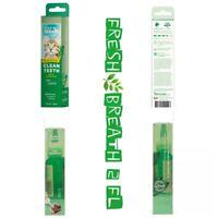 🐾Tropiclean Fresh Breath Clean Teeth Oral Care Gel (2ounce) Cat {Brand New}🐾