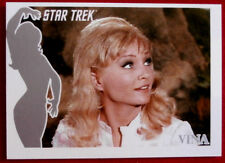 """STAR TREK TOS 40th - """"FACES OF VINA"""" CHASE CARD - FV4 - Rittenhouse 2006"""