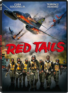 Red Tails [Used DVD] Ac-3/Dolby Digital, Dolby, Subtitled, Widescreen