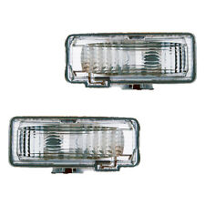 Fits Blazer S10 Sonoma Clear Turn Signal Parking Light Lamp Assembly 1 Pair