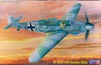 Master Craft 1:72 Bf-109 G-6R6 Bomber Killer Luftwaffe Fighter Kit #C-113U