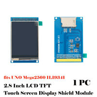 2.8inch TFT LCD Touch Screen Display Module fits Arduino Mega 2560 ILI9341 Board