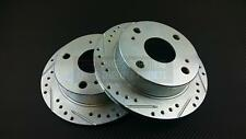 P2M REAR BRAKE ROTOR DISCS FOR AE86 TOYOTA COROLLA GT-S 4A-GE - PHASE 2