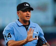 MLB Umpire Mark Wegner Game Worn 9/11 Cap/Hat