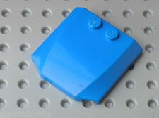 Capot bleu LEGO blue Wedge Ref 45677 / Set 8668 4954 8118 7642