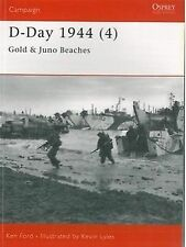 D_Day 1944 (4). Gold & Juno Beaches. Paperback – January 1, 2001