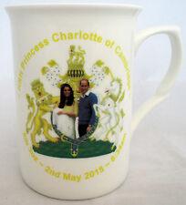 HRH Princess Charlotte of Cambridge Mug Bone China Royal Family Collectors Mug