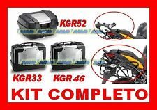 HONDA AFRICA TWIN 750 3 KITS MALETAS KGR33 +46 + KGR52 + MARCO PL148 + E210 K635