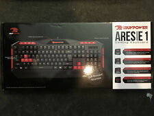 iBuyPower ARES E1 gaming Spill Resistant keyboard
