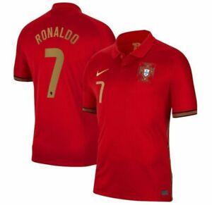 2020/21 Portugal Home Football Shirt