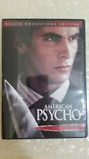 American Psycho Movie (Dvd, 2005, Uncut, Killer Collector's edition).  00004000 Like New.