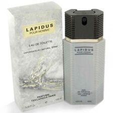 LAPIDUS POUR HOMME 100ML EDT SPRAY MEN BY TED LAPIDUS