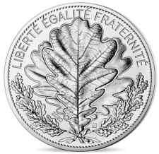 FRANCE 20 Euro Argent Chêne 2020