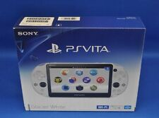 Sony PS Vita PCH-2000 ZA22 White Console Wi-Fi model Japan domestic version New
