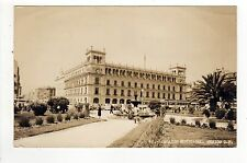 PALACIO MUNICIPAL Mexico City RPPC Real Photo Postcard MEXICAN Palace DF Mex