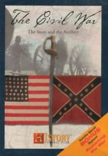 The Civil War: The Story and the Artillery / Reporting the War (DVD)