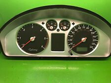 FORD GALAXY MK2 2001-2006 1.9 TDI DIESEL INSTRUMENT CLUSTER CLOCK 7M5920900G UK