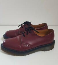 Dr Martens Oxblood Leder Schnürschuhe Schuhe 36 Basic Urban Boots wenig getragen