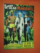 SUPER ALBO SPADA- MANDRAKE -N°92 b- DEL 1964 DA LIRE 120- SUPERALBO