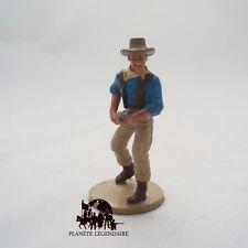 Del Prado figurine collection Sheriff Américain Grande Aventure Ouest Cowboy