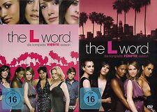 LE L WORD saison complète Relais 4+5 NEUF 8 DVD Jennifer Beals Drame