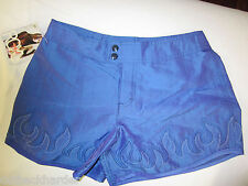 ROXY Womens Girls Flame Board Swim Shorts Trunks size 3 BRAND NEW