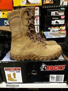 Men's Rocky S2V Predator Boots 9.5 M FREE SHIPPING #570