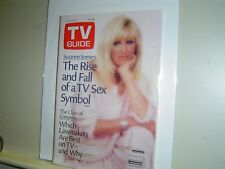 TV GUIDE Aug 16 1986 SUZANNE SOMERS Sex Symbol SOUTH TEXAS EDITION