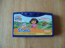 Vtech Storio Dora the Explorer Three Little Pigs Interactive Storybook Cartridge